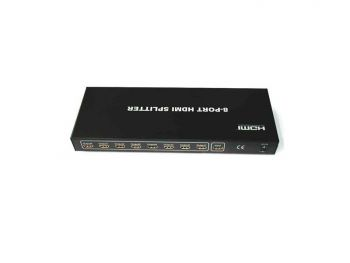 HDMI Splitter 1 in 8 Out, 3D supported