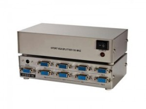 VGA Splitter 1 in 8 out