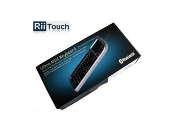 Rii Bluetooth Keyboard with Touchpad