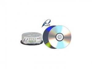 Rodisc 8X Dvd+R Dual Layer 25Pk/Inkjet Printable DVD+R8.5Gb