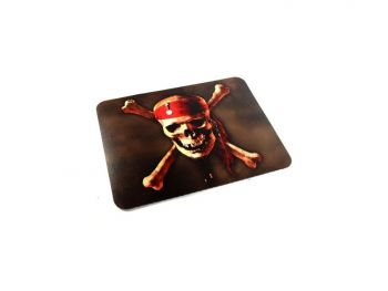 Targus Walt Disney Mouse Pad-Pirates of the Caribben Skull