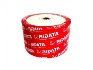 Ridata hub Printable 52x CD-R, 50 pcs/pk