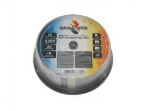 DataByte DualLay DVD, 25 pcs/pk