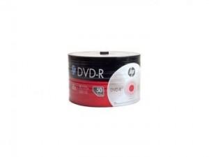 HP DVD-R , 50 pcs/pk