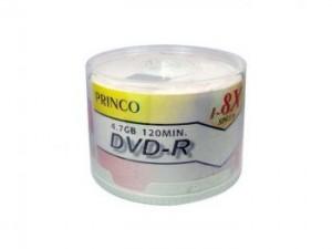 Princo DVD-R, 50 pcs/pk, 16X