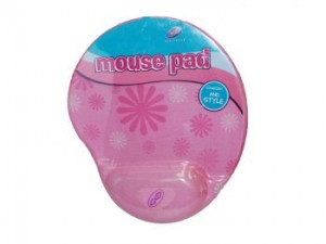 Mouse Pad Gel Pink