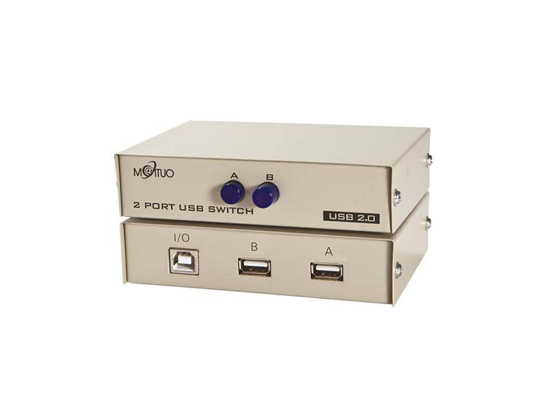 2Ports USB-HDMI Switch