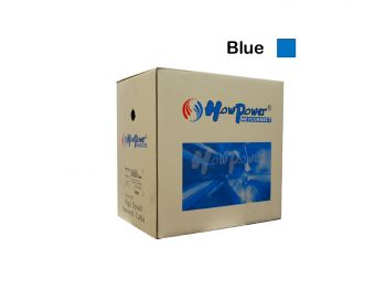 1000Ft Cat6 Blue Patch Cable