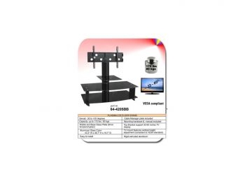 PLASMA/LCD FLOOR STAND 32IN-60IN