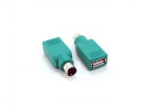 USB Female to PS2 Male Adapter