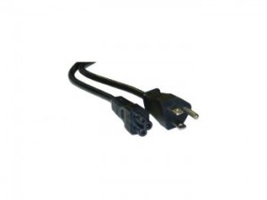 6Ft 3pin Laptop PowerCode Cable
